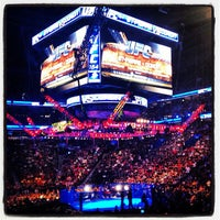 Photo taken at Bell Centre by Dimension L. on 11/20/2012