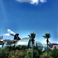 Photo taken at Port of Tampa by Anna K. on 3/25/2012