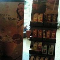 Photo taken at Starbucks by Stella B. on 9/6/2012