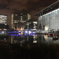 Photo taken at Chiswick Business Park by Steve T. on 11/3/2016