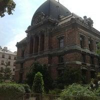 Photo taken at Botanical Garden of Paris by Alena K. on 7/16/2013