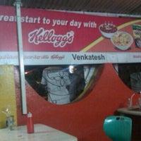 Photo taken at Venkatesh Paratha by Shrikant K. on 10/11/2012