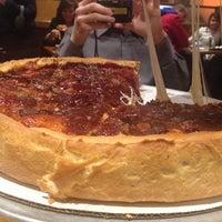 Photo taken at Giordano's by Tatiana B. on 1/18/2014