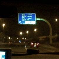 Photo taken at Abu Dhabi - Dubai Road by T S. on 1/15/2013