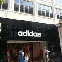 Photo taken at Adidas by Patrick K. on 7/14/2013