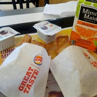 Photo taken at Burger King by Sekou L. on 11/10/2012