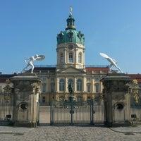 Das Foto wurde bei Schloss Charlottenburg von Maxim S. am 7/8/2013 aufgenommen