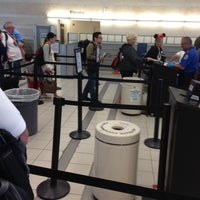 Photo taken at TSA Security Line by Bernard H. on 4/14/2013