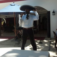 Photo taken at Los Charros y Los Pinches Chaparros by Jonathan R. on 4/28/2013