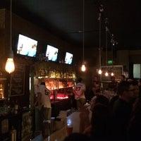 Photo taken at Bar Basic by Brad K. on 10/25/2014