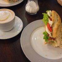 Photo taken at Bäckerei Café Tuna by Anna K. on 2/8/2014