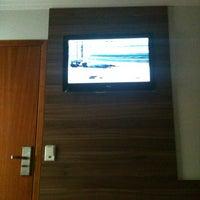 Photo taken at Shelton Palace Hotel by Leonardo X. on 11/17/2012