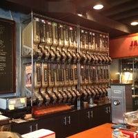 Photo taken at Jack Mormon Coffee Company by Jason K. on 10/24/2012