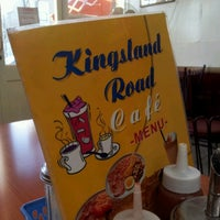 Photo taken at Kingsland Cafe by Gary L. on 12/2/2012