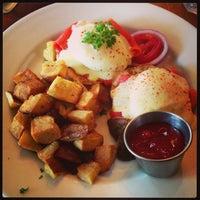 Photo taken at Eastside Cafe by Lisa T. on 4/6/2013