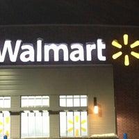 Photo taken at Walmart Supercenter by Ben P. on 12/12/2012