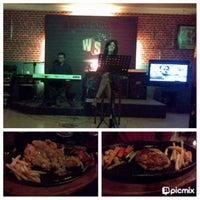 Photo taken at Resto Café Waroeng Steak by Rhea A. on 10/5/2013