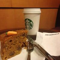 Photo taken at Starbucks by Aysegul K. on 2/1/2013