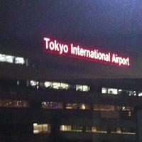 Photo taken at Tokyo (Haneda) International Airport (HND) by mimi- s. on 6/23/2013