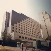 Photo taken at The Ritz-Carlton Seoul by Valentin R. on 11/5/2012