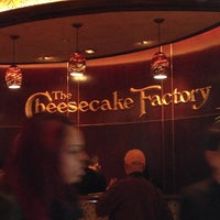 Photo taken at The Cheesecake Factory by Debi H. on 12/28/2012