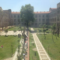 Photo taken at Marmara Üniversitesi by Şebnem C. on 5/20/2013