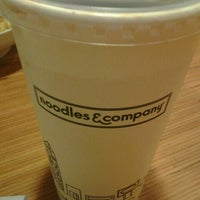 Photo taken at Noodles & Company by Tara S. on 11/10/2012