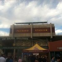 Photo taken at Packard Baseball Stadium by Levi D. on 3/30/2013