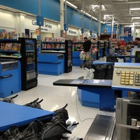 Photo taken at Walmart Supercenter by Cat D. on 8/18/2013