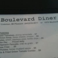 Photo taken at Boulevard Diner by Emily C. on 12/6/2012