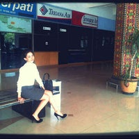 Photo taken at Halim Perdana Kusuma International Airport (HLP) by Keket N. on 10/31/2012
