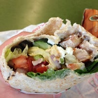 Photo taken at The Pita Pit by Becky H. on 10/21/2012