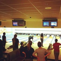 Photo taken at Shatto 39 Lanes by SocialSoundSystem on 11/9/2012