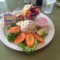 Photo taken at McKinley's Bakery & Cafe by Melissa H. on 4/2/2014