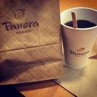 Photo taken at Panera Bread by Omar S. on 2/27/2014