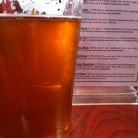 Photo taken at Triple Rock Brewing Co. by A M. on 10/21/2012