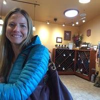Photo taken at Bear Creek Winery by Allan S. on 9/9/2014