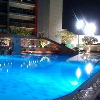 Photo taken at Park Rotana Abu Dhabi by Philip B. on 2/15/2013