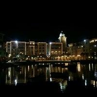 Photo taken at Loews Portofino Bay Hotel at Universal Orlando by SB D. on 11/1/2012