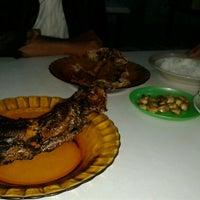 Photo taken at Bandeng Segar Mbak Mar by Mahdi X. on 10/23/2012