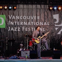Photo taken at Vancouver International Jazz Festival by Maurice on 6/23/2013