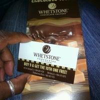 Photo taken at Whetstone Chocolate Factory by TeSha J. on 1/12/2013