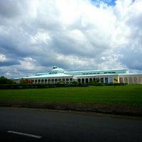 Photo taken at Pustaka Negeri Sarawak (Sarawak State Library) by Clement K. on 4/13/2013