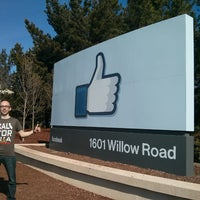 Photo taken at Facebook HQ by Lucas on 3/17/2013