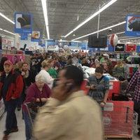 Photo taken at Walmart Supercenter by Jack K. on 11/23/2012