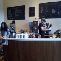 Photo taken at Stumptown Coffee Roasters by Dr. Bowtie W. on 1/12/2013