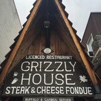 Photo taken at Grizzly House by Radam B. on 8/2/2016