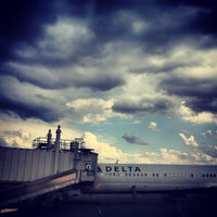 Photo taken at Gerald R. Ford International Airport (GRR) by Farid M B. on 7/15/2013
