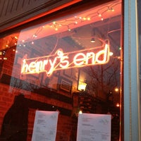 Photo taken at Henry's End by JonathanT2 on 2/7/2013