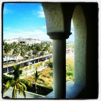 Photo taken at Seven Crown Hotel by Carlos S. on 1/31/2013